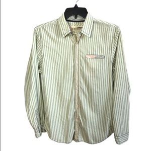Guess vintage button front casual shirt